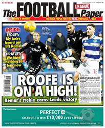 The Football League Paper issue 10th December 2017