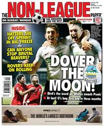 The Non-League Football Paper issue 10th December 2017