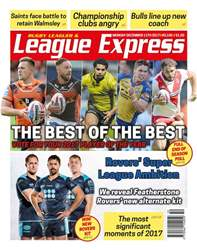 League Express issue 3100