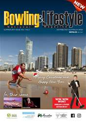Australian National Bowling & Lifestyle Magazine issue Summer 2017