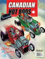Canadian Hot Rods issue DEC/JAN 2018