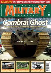 Classic Military Vehicle issue  January 2018