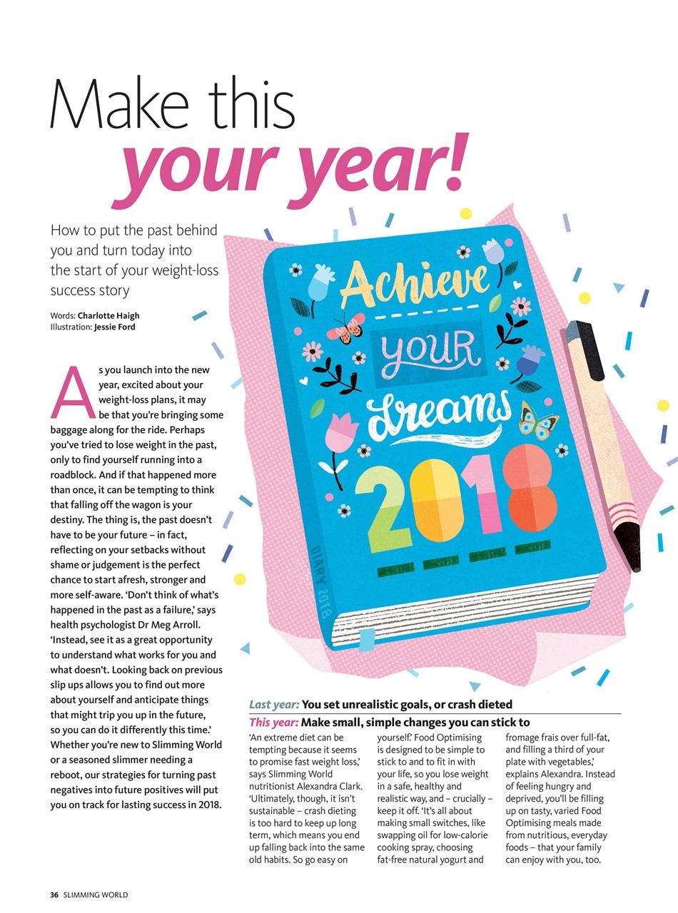 Slimming World Magazine - Jan/Feb 2018 Subscriptions ...