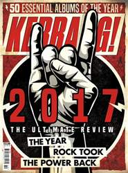 Kerrang issue 13/12/2017