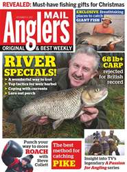 Anglers Mail issue 12th December 2017