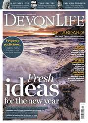 Devon Life issue Jan-18
