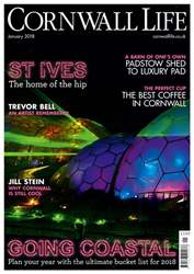 Cornwall Life issue Jan-18