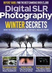 Digital SLR Photography issue January 2018