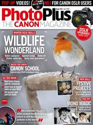 PhotoPlus issue January 2018