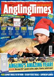 Angling Times issue 12th December 2017