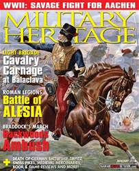 Military Heritage issue January 2018