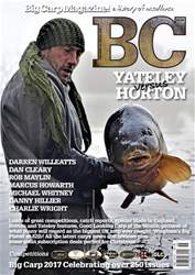 Big Carp Magazine issue Big Carp 258
