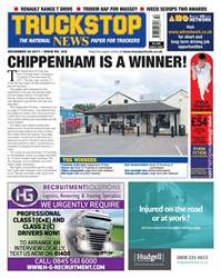 Truckstop News issue 26 December 2017