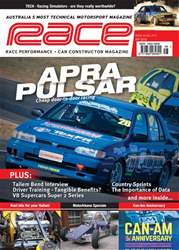 Race Magazine issue Issue 48