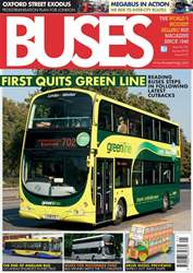 Buses Magazine issue  January 2018