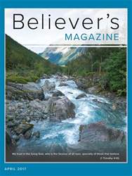 Believer's Magazine - Sample Issue issue Believer's Magazine - Sample Issue