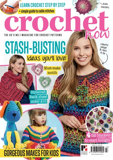 Crochet Now Magazine Preview