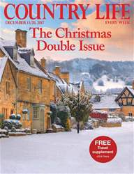 Country Life issue 13th -20th December 2017