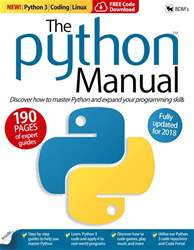 The Python Manual issue The Python Manual