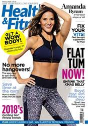 Health & Fitness issue February 2018