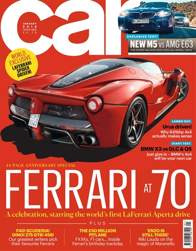 Car Magazine January 2018 Subscriptions Pocketmags