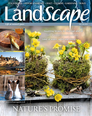 LandScape issue Jan/Feb 2018