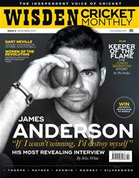 Wisden Cricket Monthly issue December 2017