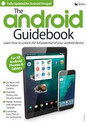 BDM's Android User Guides Magazine Cover