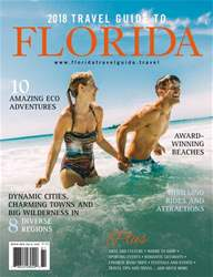 2018 Travel Guide to Florida issue 2018 Travel Guide to Florida