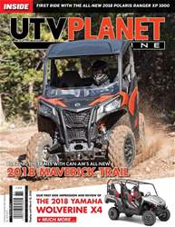 UTV Planet Magazine issue JAN / FEB / MARCH 2018