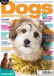 Dogs Monthly issue January 2018