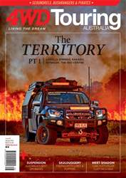 4WD Touring Australia issue Issue 66