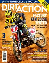 Dirt Action issue Issue#220 Nov 2017