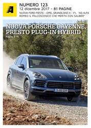 Automoto.it Magazine N. 123 issue Automoto.it Magazine N. 123