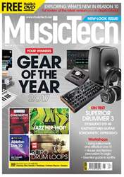 MusicTech issue Jan 18