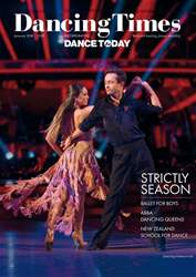Dancing Times issue January 2018