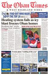 The Oban Times & Lochaber Times issue 14th December 2017