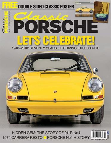Classic Porsche issue Classic Porsche 50
