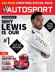 Autosport issue 14th December 2017