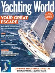Yachting World issue January 2018