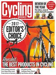 Cycling Weekly issue 14th December 2017