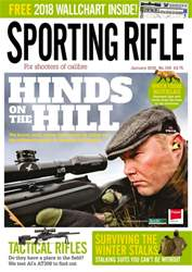 Sporting Rifle issue January 2018