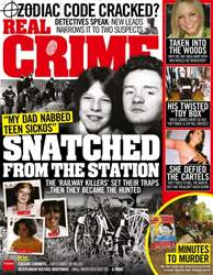 Real Crime issue Issue 32