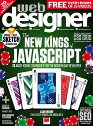 Web Designer issue Issue 269
