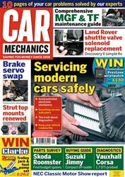 Car Mechanics issue January 2018
