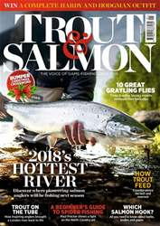 Trout & Salmon issue January 2018