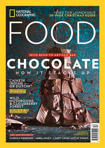 National Geographic Food (UK) Preview