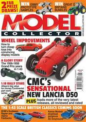 Model Collector issue January 2018