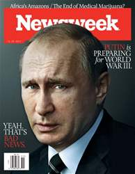 Newsweek International issue 22 December 2017