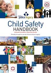 Victoria Child Safety Handbook Magazine Cover